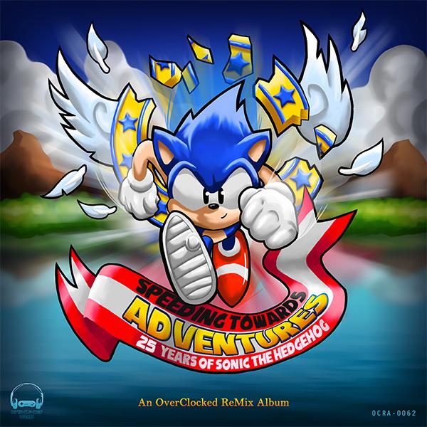Speeding Towards Adventures: 25 Years of Sonic the Hedgehog | OC ReMix